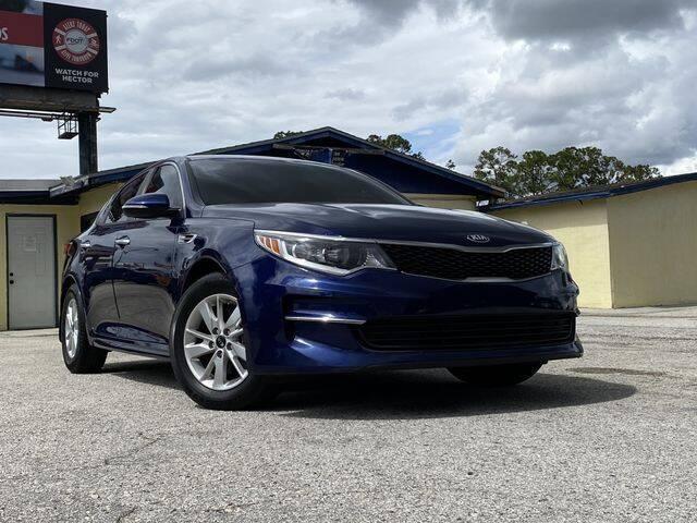 2017 Kia Optima for sale at AUTOPARK AUTO SALES in Orlando FL