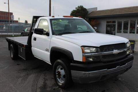 2004 Chevrolet Silverado 3500 for sale at CA Lease Returns in Livermore CA