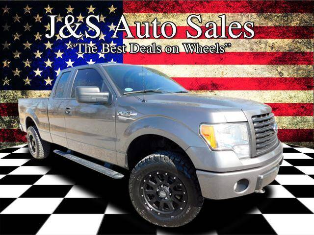 2014 Ford F-150 for sale at J & S Auto Sales in Clarksville TN