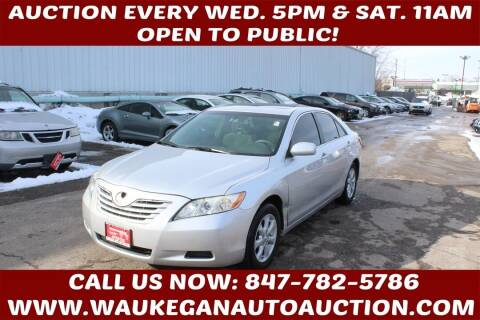 2009 Toyota Camry for sale at Waukegan Auto Auction in Waukegan IL