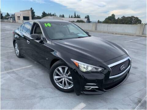 2014 Infiniti Q50 for sale at BAY AREA CAR SALES in San Jose CA