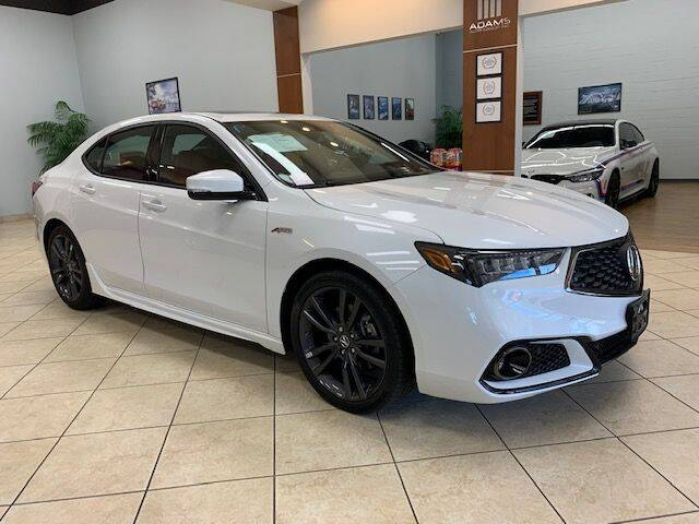 2020 Acura TLX for sale at Adams Auto Group Inc. in Charlotte NC