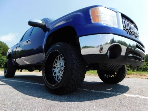2010 GMC Sierra 1500 for sale at Used Cars For Sale in Kernersville NC