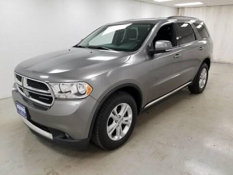 2012 Dodge Durango for sale at Kerns Ford Lincoln in Celina OH