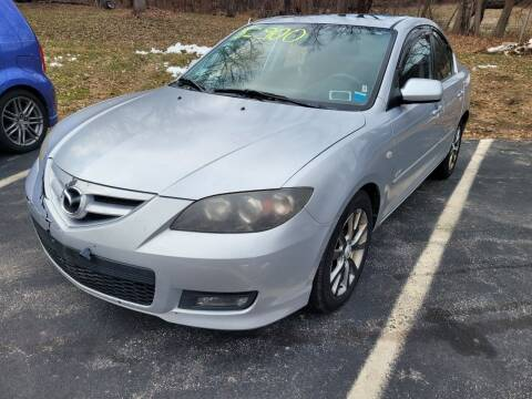 2008 Mazda MAZDA3 for sale at Sussex County Auto & Trailer Exchange -$700 drives in Wantage NJ