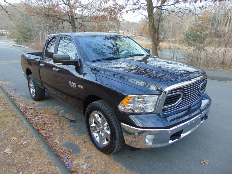 2017 RAM Ram Pickup 1500 for sale at Lakewood Auto in Waterbury CT