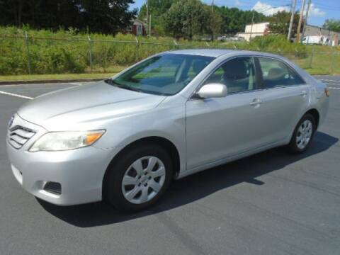 2010 Toyota Camry for sale at Atlanta Auto Max in Norcross GA