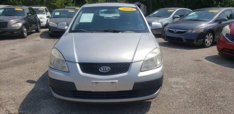 2009 Kia Rio5 for sale at Anthony's Auto Sales of Texas, LLC in La Porte TX
