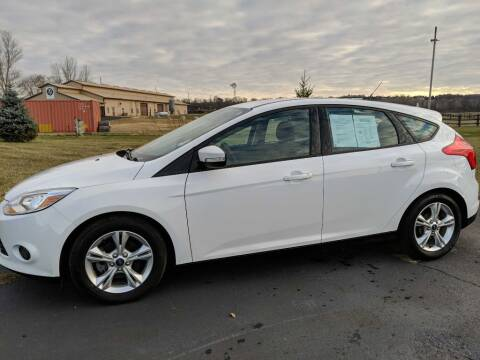 2014 Ford Focus for sale at Green Valley Sales & Leasing in Jordan MN