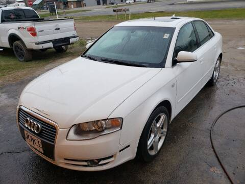 2007 Audi A4 for sale at Fansy Cars in Mount Morris MI