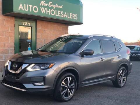 2018 Nissan Rogue for sale at New England Wholesalers in Springfield MA