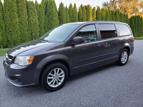 2015 Dodge Grand Caravan for sale at Kingdom Autohaus LLC in Landisville PA