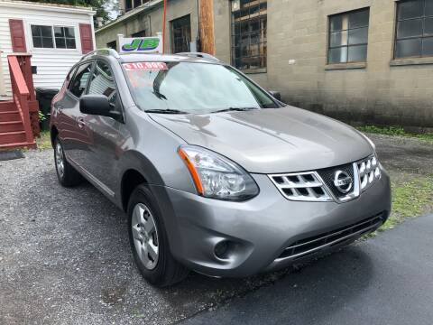 2014 Nissan Rogue Select for sale at JB Auto Sales in Schenectady NY