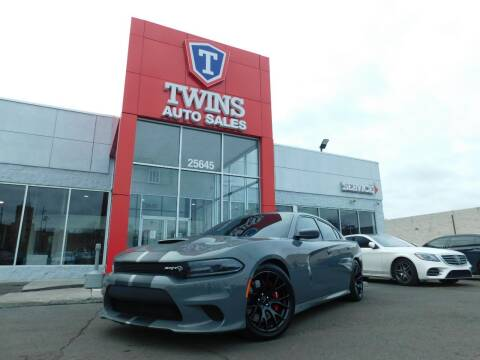 2018 Dodge Charger for sale at Twins Auto Sales Inc Redford 1 in Redford MI