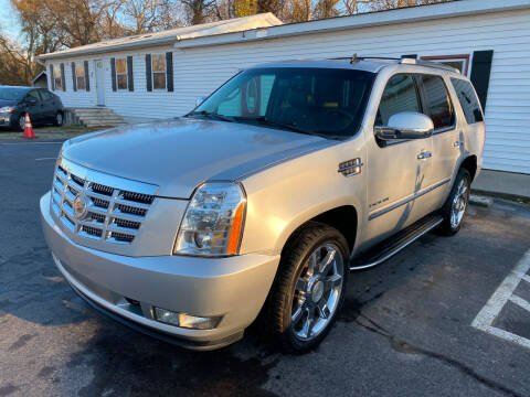 2012 Cadillac Escalade for sale at NextGen Motors Inc in Mt. Juliet TN