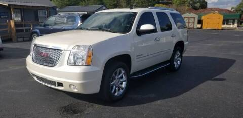 2011 GMC Yukon for sale at Elite Auto Brokers in Lenoir NC