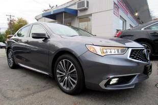 2018 Acura TLX SH-AWD V6 4dr Sedan w/Advance Package - West Nyack NY