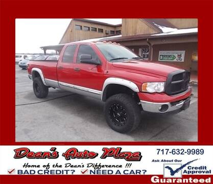 2005 Dodge Ram Pickup 2500 for sale at Dean's Auto Plaza in Hanover PA