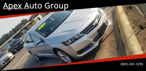 2019 Chevrolet Impala for sale at Apex Auto Group in Cabot AR