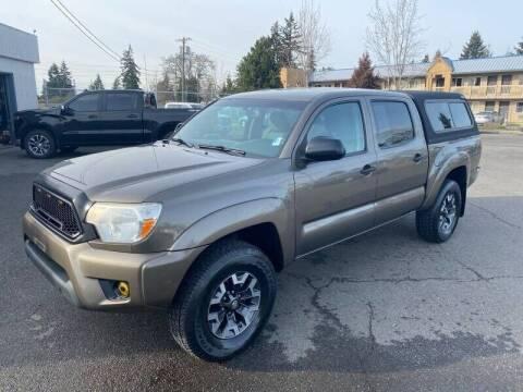 2012 Toyota Tacoma for sale at TacomaAutoLoans.com in Tacoma WA