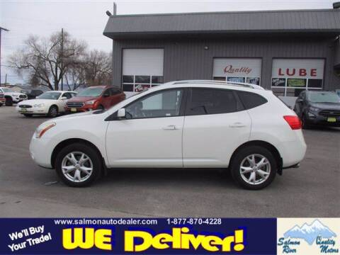 2009 Nissan Rogue for sale at QUALITY MOTORS in Salmon ID