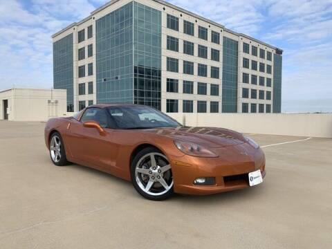 2008 Chevrolet Corvette for sale at SIGNATURE Sales & Consignment in Austin TX