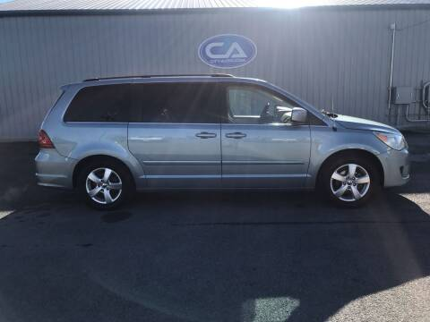 2009 Volkswagen Routan for sale at City Auto in Murfreesboro TN