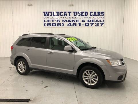 2017 Dodge Journey for sale at Wildcat Used Cars in Somerset KY