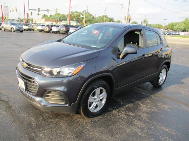 2019 Chevrolet Trax for sale at Windsor Auto Sales in Loves Park IL