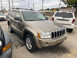 2005 Jeep Grand Cherokee for sale at G T Motorsports in Racine WI