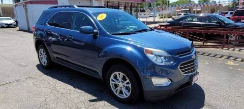 2017 Chevrolet Equinox for sale at Absolute Motors in Hammond IN