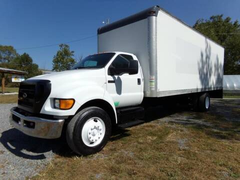 2012 Ford F-750 for sale at Mountain Truck Center in Medley WV