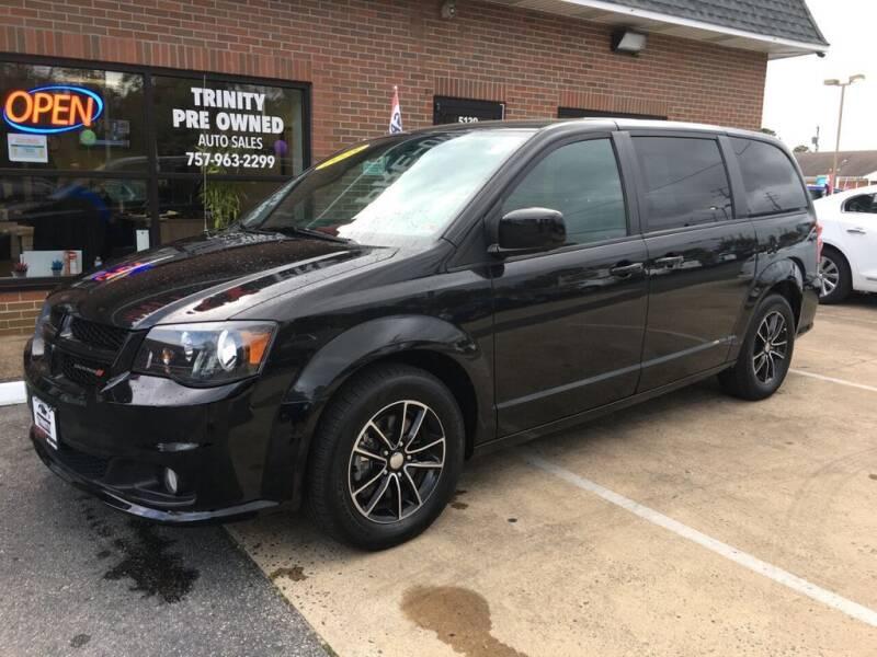 2018 Dodge Grand Caravan for sale at Bankruptcy Car Financing in Norfolk VA