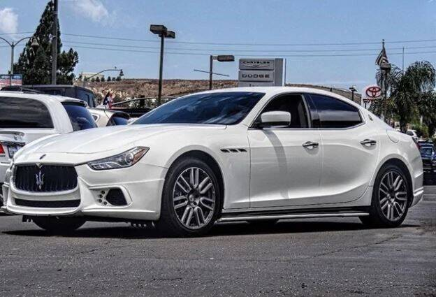 2016 Maserati Ghibli for sale at Auto Max Brokers in Palmdale CA