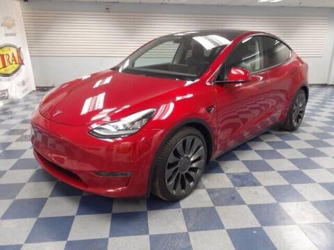 2020 Tesla Model Y for sale at Mirak Hyundai in Arlington MA