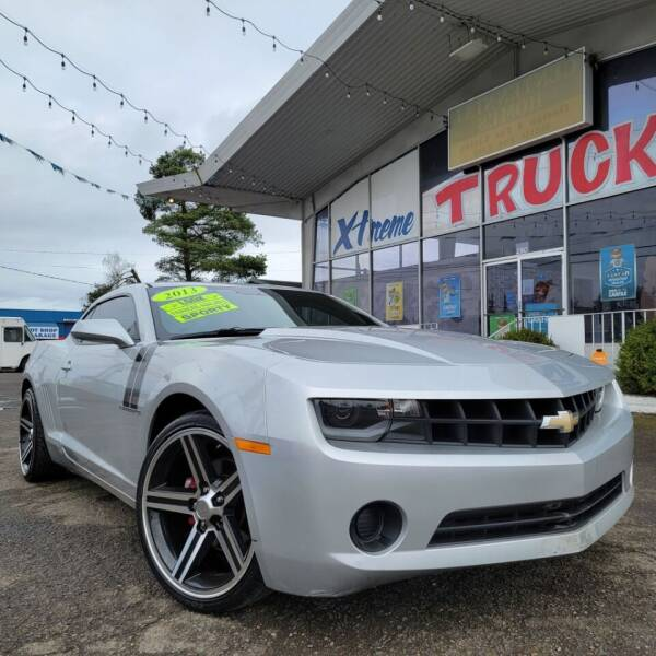 2013 Chevrolet Camaro for sale at Xtreme Truck Sales in Woodburn OR