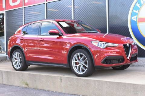 2019 Alfa Romeo Stelvio for sale at Alfa Romeo & Fiat of Strongsville in Strongsville OH