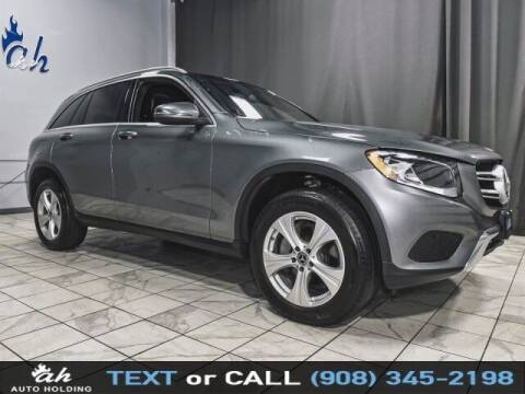 2017 Mercedes-Benz GLC for sale at AUTO HOLDING in Hillside NJ