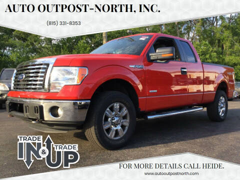 2011 Ford F-150 for sale at Auto Outpost-North, Inc. in McHenry IL