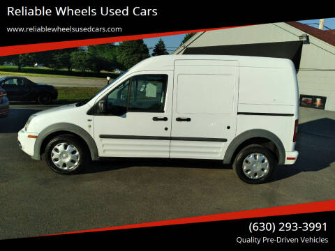 2010 Ford Transit Connect for sale at Reliable Wheels Used Cars in West Chicago IL