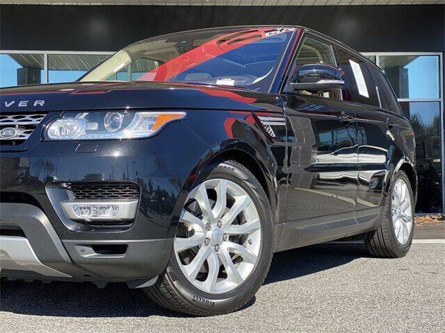 2016 Land Rover Range Rover Sport AWD HSE 4dr SUV - Roswell GA