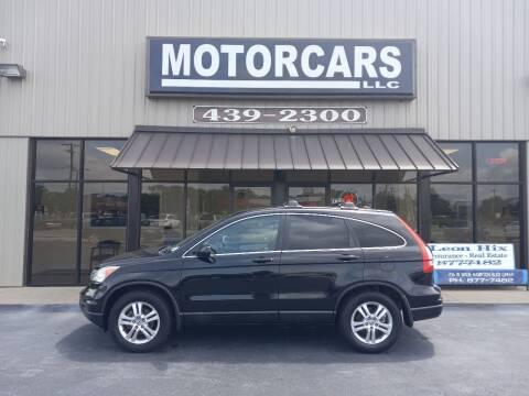 2010 Honda CR-V for sale at MotorCars LLC in Wellford SC