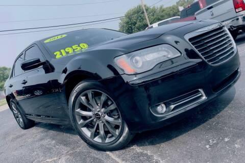 2014 Chrysler 300 for sale at Island Auto in Grand Island NE