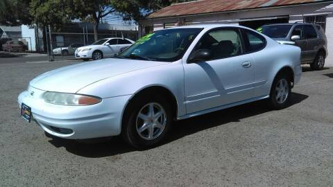 2004 Oldsmobile Alero for sale at Larry's Auto Sales Inc. in Fresno CA