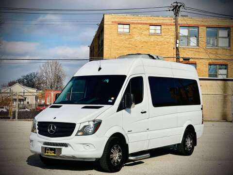2014 Mercedes-Benz Sprinter Passenger for sale at ARCH AUTO SALES in St. Louis MO