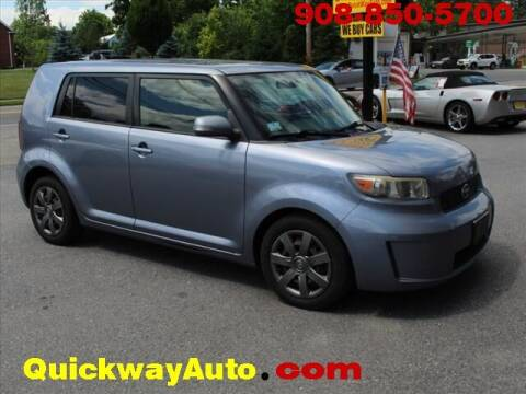 2009 Scion xB for sale at Quickway Auto Sales in Hackettstown NJ