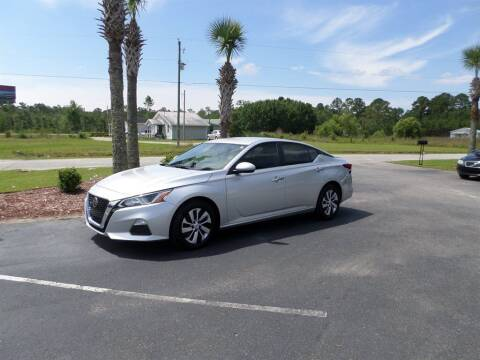 2020 Nissan Altima for sale at First Choice Auto Inc in Little River SC