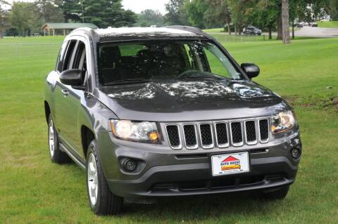 2015 Jeep Compass for sale at Auto House Superstore in Terre Haute IN