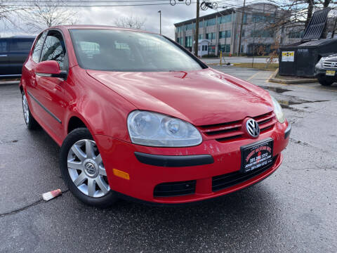 2008 Volkswagen Rabbit for sale at JerseyMotorsInc.com in Teterboro NJ