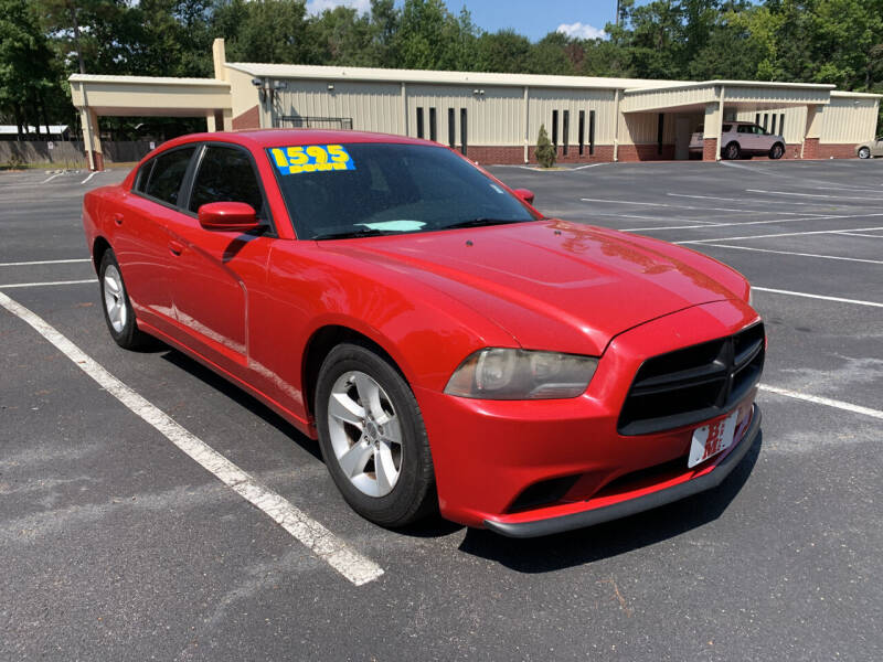 2013 Dodge Charger for sale at B & M Car Co in Conroe TX